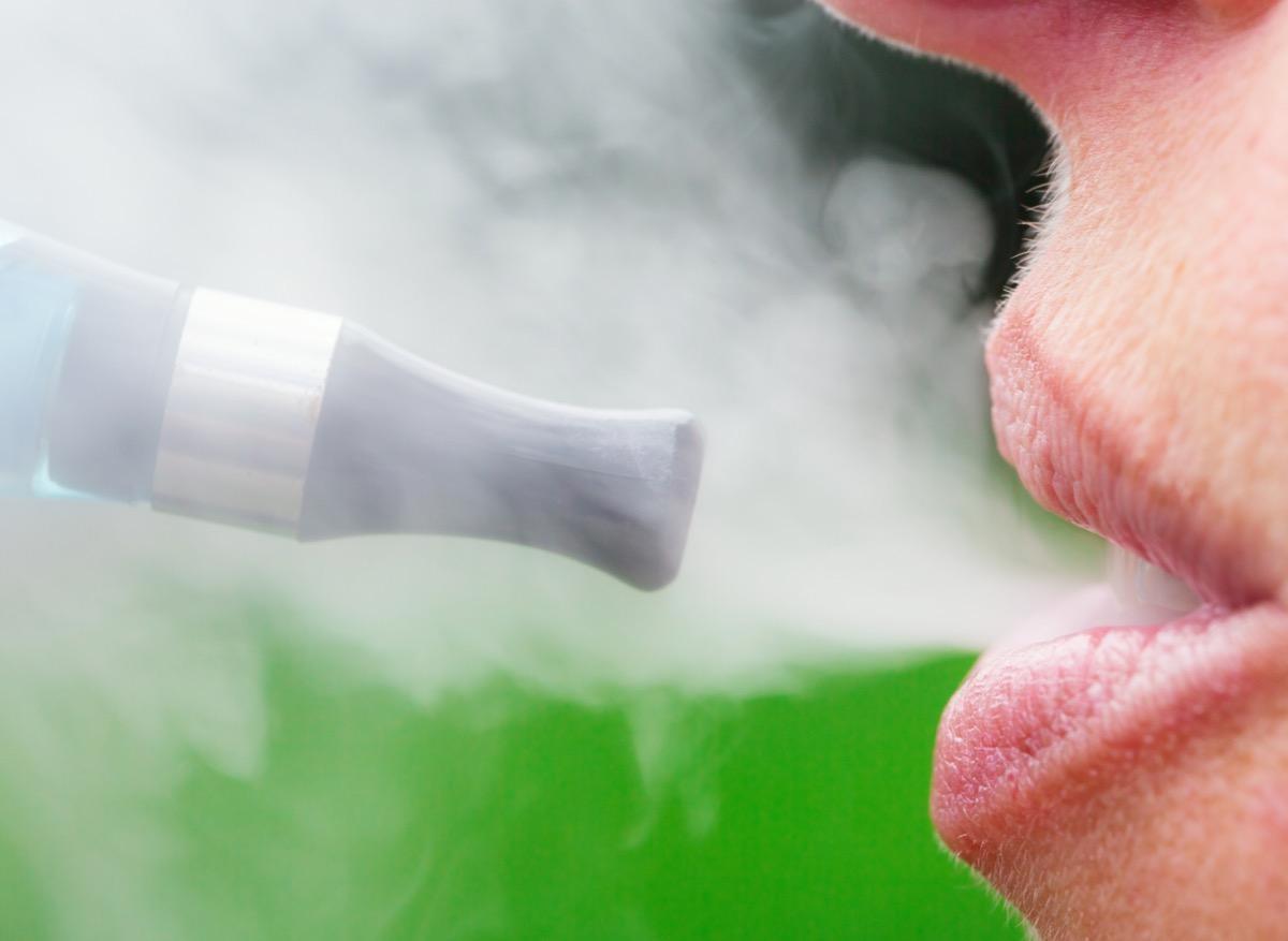 Cigarette électronique : quelle est la composition des e-liquides ?